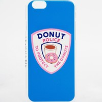 Skinnydip Donut Police iPhone 6 Case