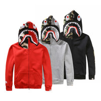 Bape Hoodies Unisex Sweater  [10262482835]