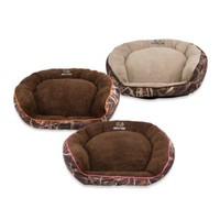 Realtree® Max4 Large Camo Bolstered Pet Bed
