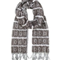 Modadorn Special Sale Ice Cube Winter Scarf Women's Fashion, Clothing & Accessories