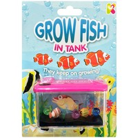 Growing Fish In Tank