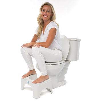 Squatty Potty Toilet Stool 2-pack