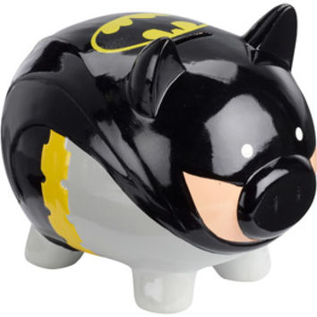Walmart: Batman Piggy Bank