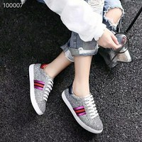 GUCCI Women Fashion Casual Sneaker sport running white Shoes Flats BOOTS  Winter Autumn Best quality