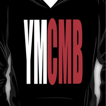 YMCMB Shirt Hoodie (Pullover)