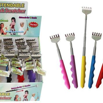 Small Extendable Back Scratcher Case Pack 25