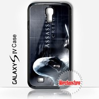 Samsung Galaxy S4 Case AC Assassin's Creed - S4 i9500 Cover