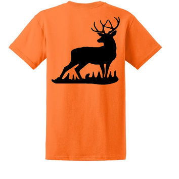Full Deer Tshirt