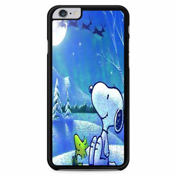 Snoopy Christmas iPhone 6 Plus / 6s Plus Case
