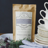 pacific coast lavender organic tea