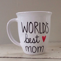 Best mom ever mug, Mother's Day mug, gift for mom, mug for mom, grandma mom,mug for mom, pregnancy announcement mug, world's best mom