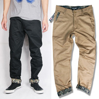 Fashion Stylish Sea Casual Men Pants [6543158467]