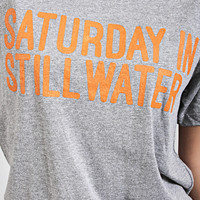 saturday in stillwater tee