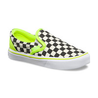 Vans Y Classic Slip On(Freshness)White