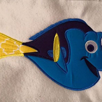 Disney Finding Dory Appliqued T Shirt Available from 12m to 14/16