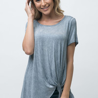 Knot Tie Tunic