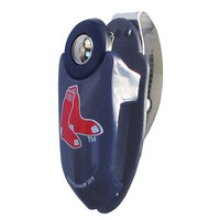Boston Red Sox  Sunglass Visor Clip