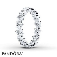 PANDORA Ring Starshine Sterling Silver