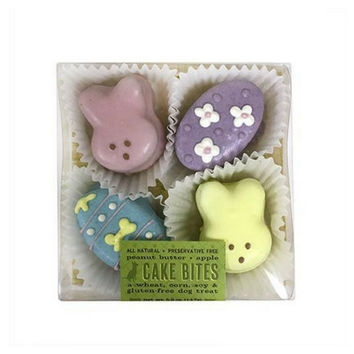 Easter Cake Bites Box