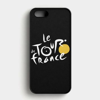 Le Tour De France Bicycle Bike Cycling iPhone SE Case