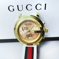 Gucci New Fashion Quartz Women Men Watches Wrist Watch 45MM