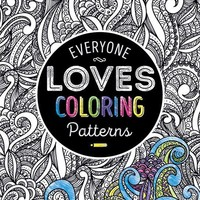 Everyone Loves Coloring Adult Coloring Books - Patterns Case Pack 24