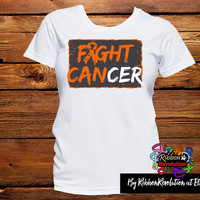 Fight Kidney Cancer Shirts