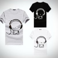 Mens new Fashion short sleeve  shirt brand man T-Shirts mens round neck tops [10312512515]