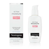 Neutrogena® Oil-Free Moisture Combination Skin - 4 fl oz