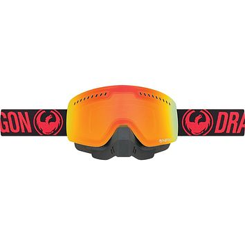 Dragon - NFXs Red MX Goggles / Yellow Red Ion Lenses