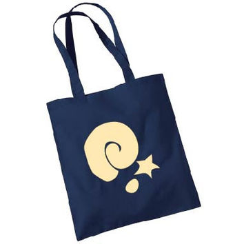 Pixel Pixels: Animal Crossing Fossil Tote Bag