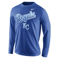 Nike Mezzo Wordmark (MLB Royals) Men's Shirt