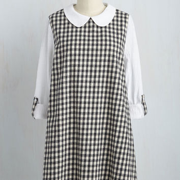 Collegiate a Day Dress | Mod Retro Vintage Dresses | ModCloth.com
