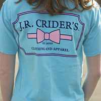 J.R. Crider's Clothing & Apparel — The Women's Logo Tee