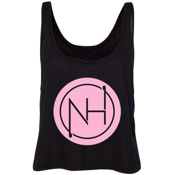 "Niall Horan ""NH Logo"" Cropped Tank Top"
