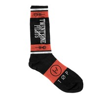 Logo Socks - twenty one pilots - Artists