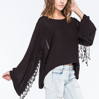SEA GYPSIES Tall Tale Womens Blouse | Blouses