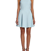 Elizabeth and James - Clarissa Fit-&-Flare Dress - Saks Fifth Avenue Mobile