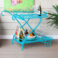 Veronica Garden Bar Cart