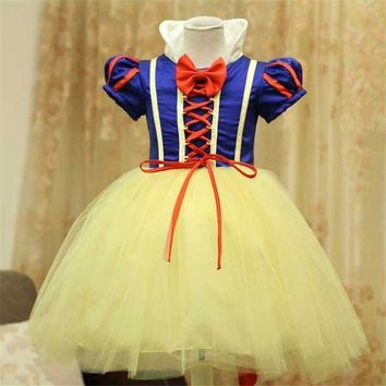 ESBON 2017 Children Cosplay Costume Fancy Princess Dress New Year Halloween Christmas Costumes For Kids Party Dresses
