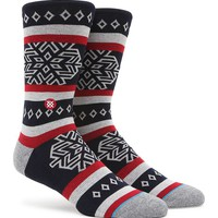 Stance Wiggly Crew Socks - Mens Socks - Multi - One