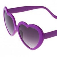 HEART SUNGLASSES @ KiwiLook fashion