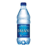 Dasani Water 20 oz Bottles - Case of 24