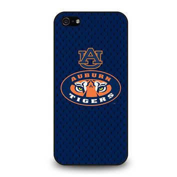 AUBURN TIGERS FOOTBALL iPhone 5 / 5S / SE Case Cover