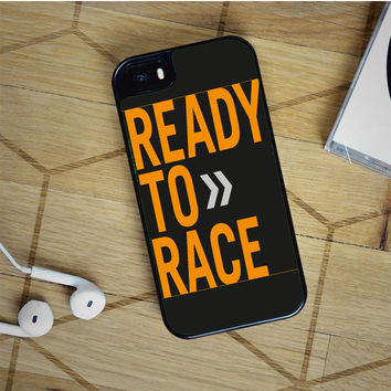 ktm ready to race iPhone 5(S) iPhone 5C iPhone 6 Samsung Galaxy S5 Samsung Galaxy S6 Samsung Galaxy S6 Edge Case, iPod 4 5 case