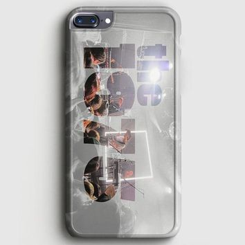 The 1975 Band Black iPhone 7 Plus Case