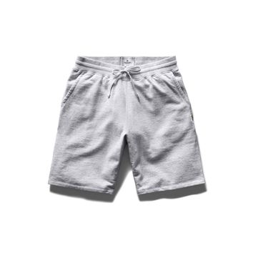 Lightweight Terry Sweatshort in Ash
