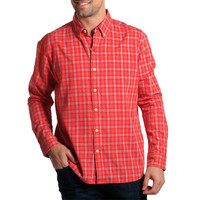 The Nikko Shirt in Pigment Red by The Normal Brand