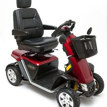 Pursuit Sport 36V MV714 - Pride Mobility 4-Wheel Full Size Scooters | TopMobility.com