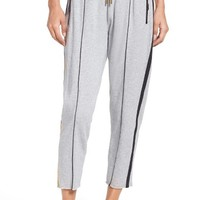 P.E. Nation Deuce Crop Track Pants | Nordstrom
